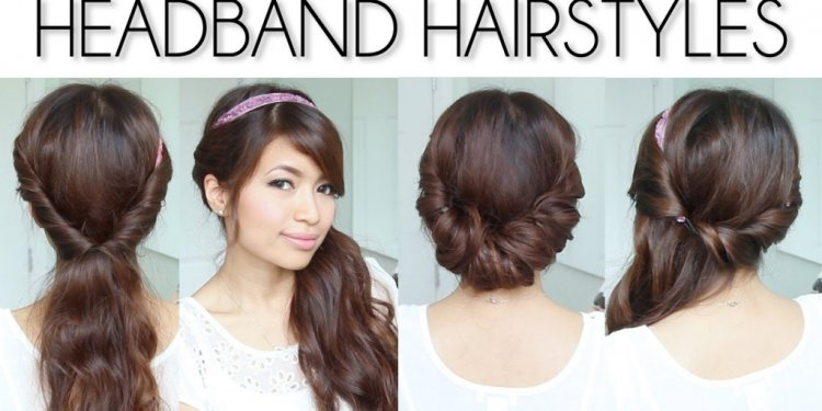 Hairstyles With A Headband