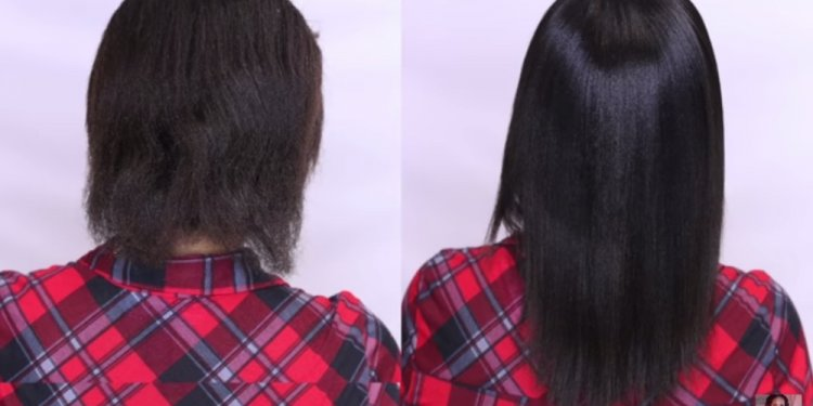 For Growing Long Hair