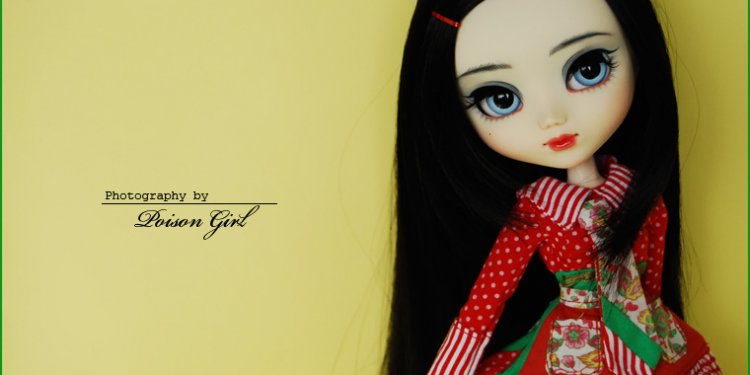 ~ Custom Pullip Chill for BlackRoseDying ~