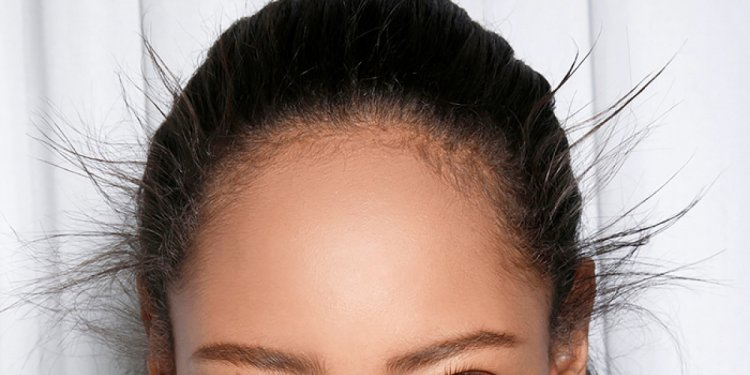 How to Tame Your Baby Hairs