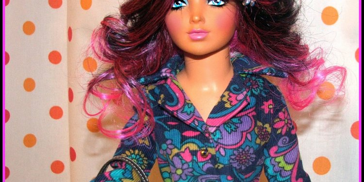 Ideal Tiffany Taylor doll – 19 inch vinyl