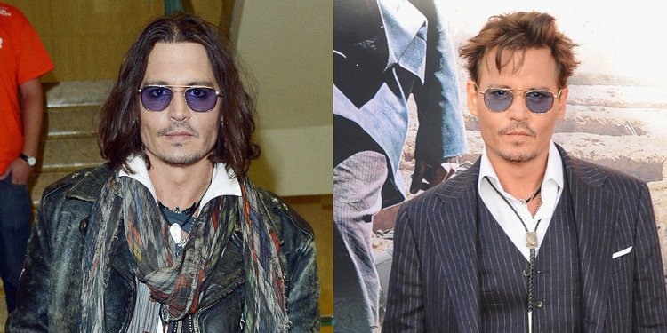 Is Johnny Depp Hotter With