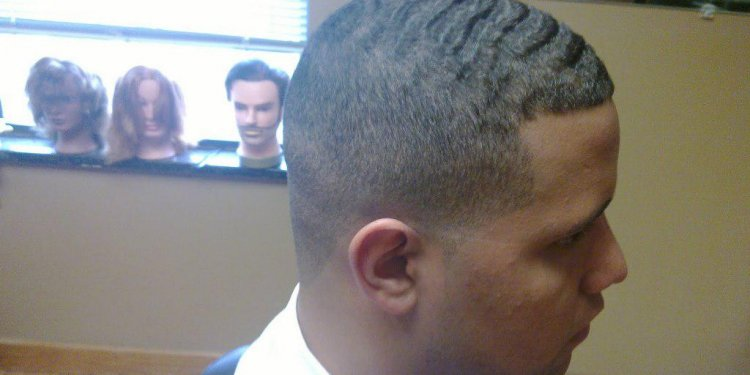Image of: Low Fade Haircut