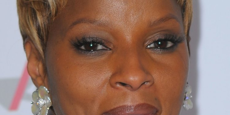 Mary J Blige Hairstyle Trends: