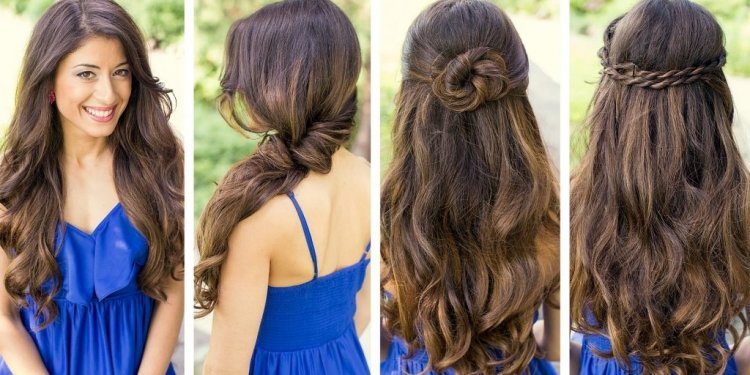 Cute Easy Hairstyles For Long