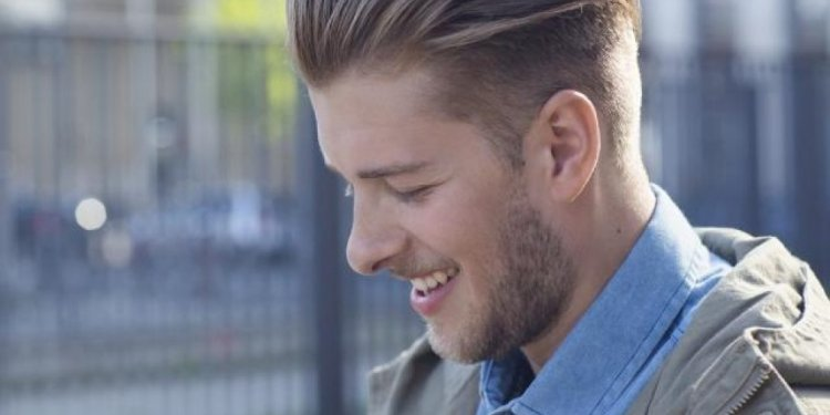 Mens hair trend prediction for