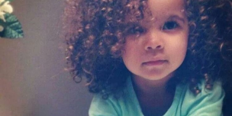 Mixed Baby Curly Hair