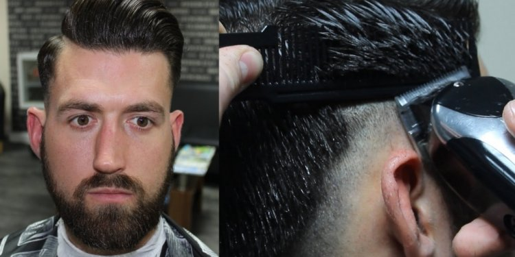 12 photos of the Skin Fade