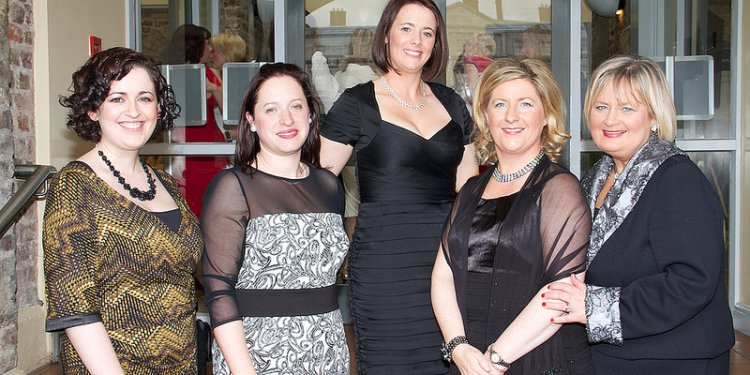 Three top business women from Galway, Cork and Dublin win Network Ireland Business Women of the Year...