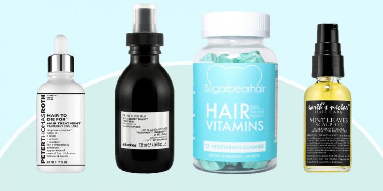 Best products For natural hair growth