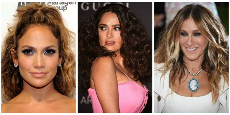 Curly top Hairstyles