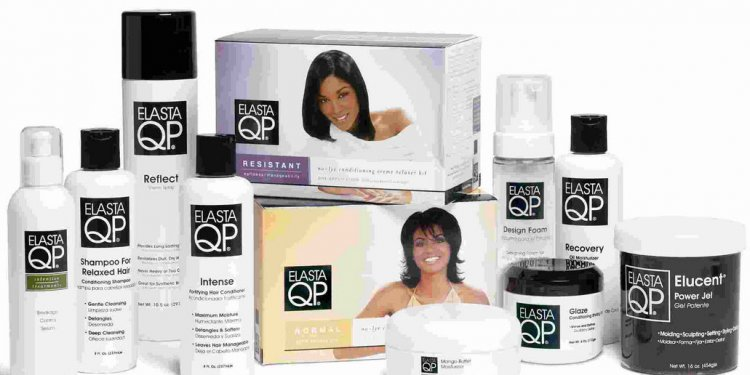 African American relaxed hair care