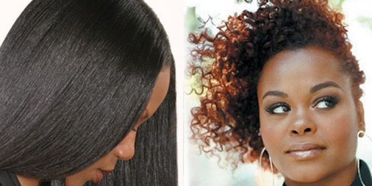 Natural relaxers for African American hair