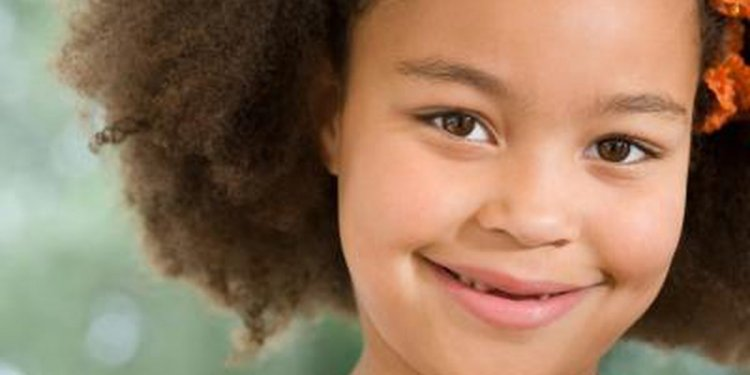 Hair products for Black children
