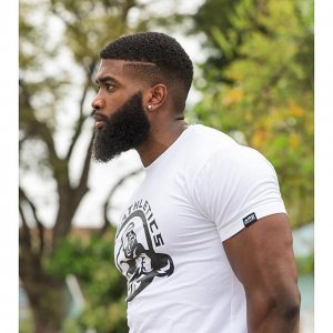hairstyles for black colored men