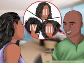 Image titled Grow African Hair quicker and Longer Step 1