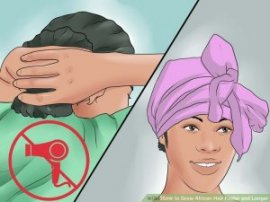 Image named Grow African Hair Faster and Longer Step 3