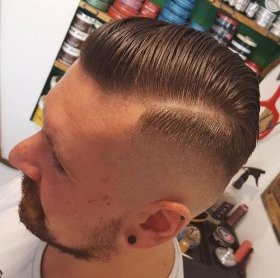 long top fade haircut for white guys