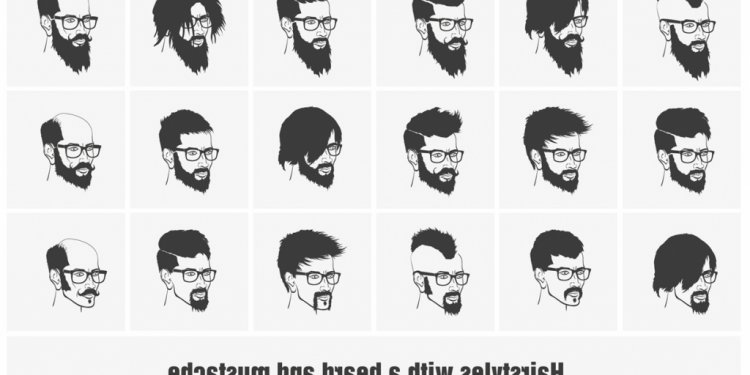 Mens hair length chart
