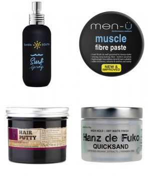 guys's suggested Hair Styling items - Textured Quiff