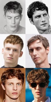 Men's Spring/Summer 2016 tresses Trends - Short Textured Crop Hairstyles and Cuts