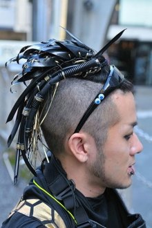 brand new Punk Hairstyles for men in 2015 (5)