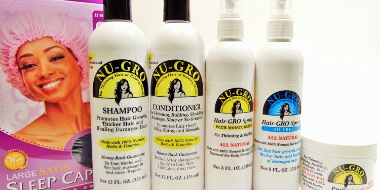Baby hair growth products