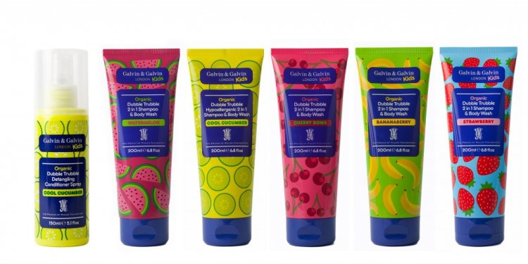 Organic Kids hair products