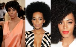 solange straight curly fro natural tresses