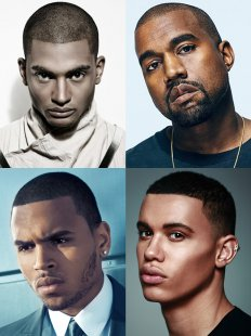 the most effective Men's Black and Afro Hairstyles - The Shape/Edge/Line-Up