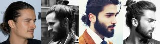 The Man Bun Haircuts and Hairstyles