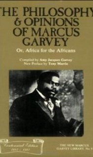 the viewpoint & viewpoints of Marcus Garvey