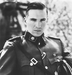 The Undercut hairstyle through with long-hair on a SS german soldier.