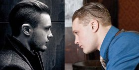 The Undercut hairstyle for right long-hair