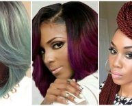 African American hair color highlights