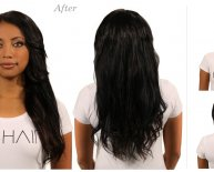 African American natural hair Extensions