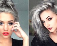 Black hair color for 2015