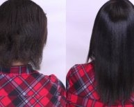 Growing Longer Black hair