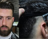 High Top fade haircut Designs