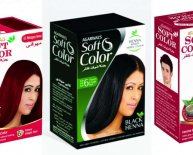 Natural hair color products for African American