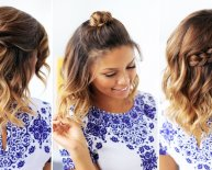 Pretty Hairstyles short hair