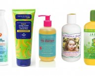 Toddler hair care products