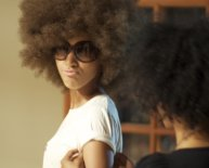 Wigs for Afro American women
