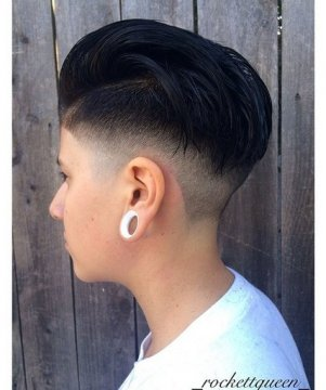 Trendy Short Pixie Hairstyles for females